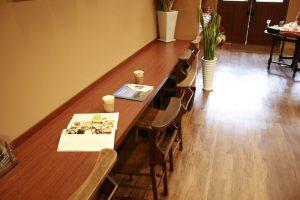 テーブル|長崎のスペイン洋菓子のサン・オノフレ
