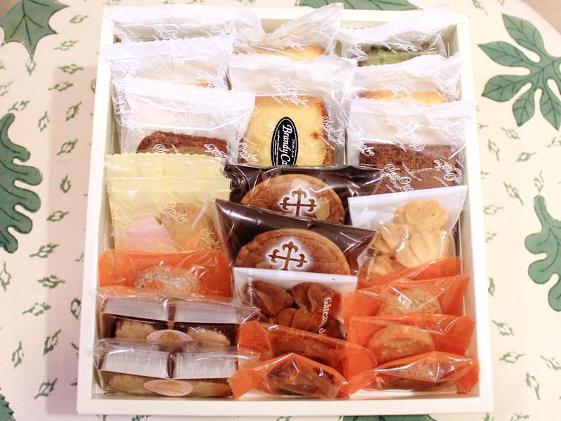 スペイン菓子専門店サン・オノフレ|詰め合わせL