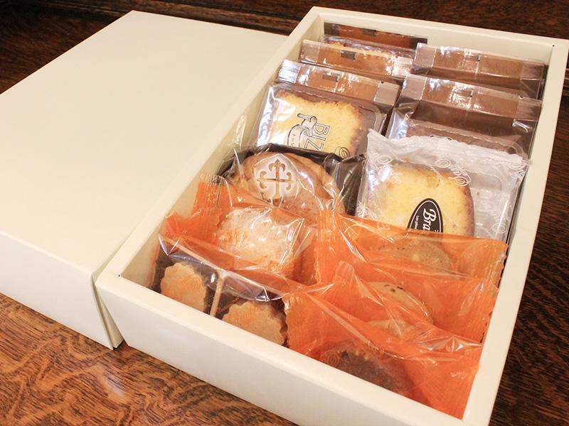 スペイン菓子専門店サン・オノフレ|洋菓子詰め合わせM