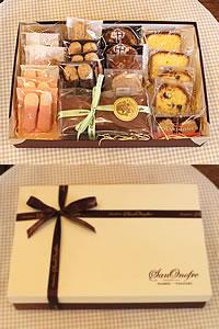 焼き菓子詰め合わせLL|長崎のスペイン洋菓子のサン・オノフレ