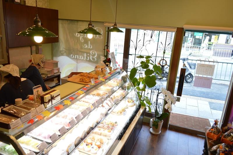 店内|長崎のスペイン洋菓子のサン・オノフレ