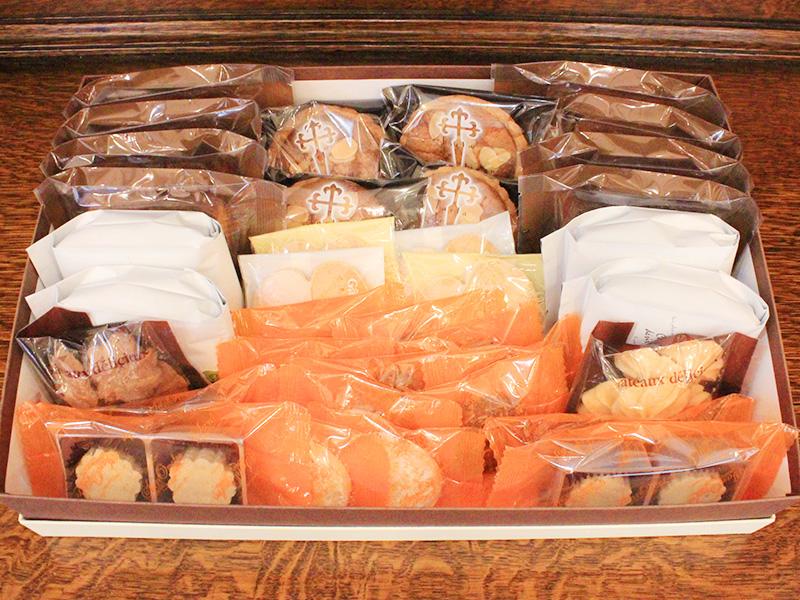 スペイン菓子専門店サン・オノフレ|洋菓子詰め合わせLL