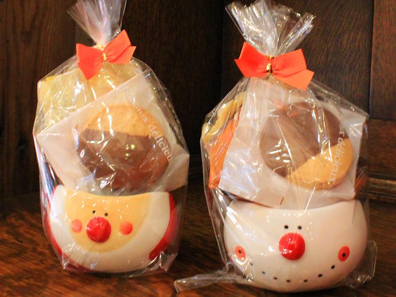 スペイン菓子専門店サン・オノフレ|クリスマスカップ