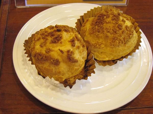 クッキーシュー|長崎のスペイン洋菓子のサン・オノフレ