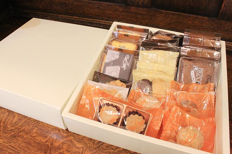 スペイン菓子専門店サン・オノフレ|洋菓子詰め合わせL