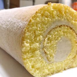 スペイン菓子専門店サン・オノフレ|マロンロール(冷凍) width=